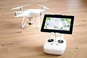 Präsentation Drohne