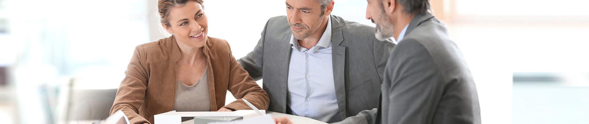 Gespräch Immobilienmanagement